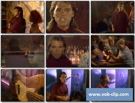 Timothy B. Schmit - Boys Night Out (1987) (VOB)