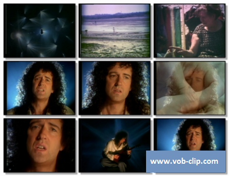 Brian May - Too Much Love Will Kill You (1993) (VOB)