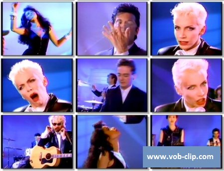 Eurythmics - Thorn In My Side (1986) (VOB)