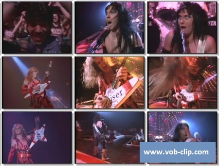W.A.S.P - I Dont Need No Doctor (1987) (VOB)