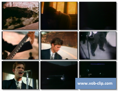 Chris Isaak - Gone Ridin' (1984) (VOB)