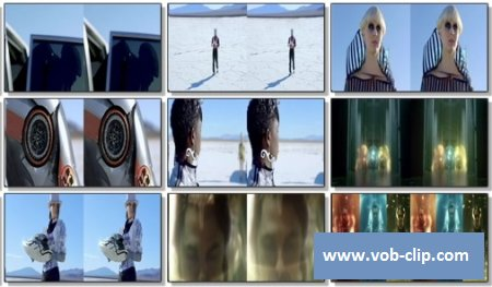 Swedish House Mafia - Greyhound (2012) (3D)