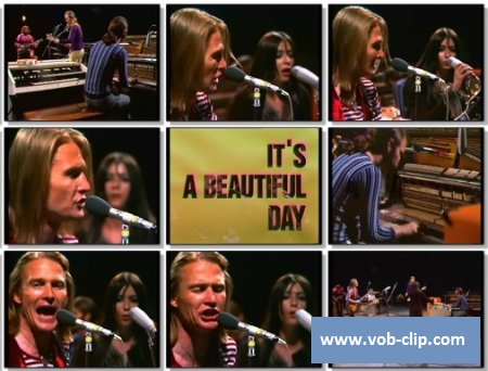 Its A Beautiful Day - Soapstone Mountain (1969) (VOB)