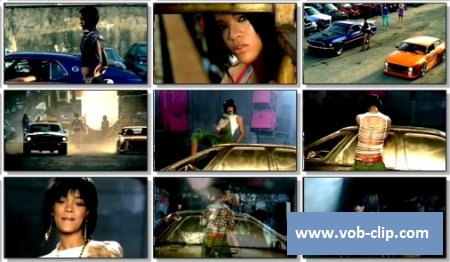 Rihanna - Shut Up And Drive (Extended Version) (2007) (VOB)