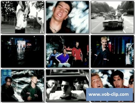 NSync - I Want You Back (Extended Version) (1998) (VOB)