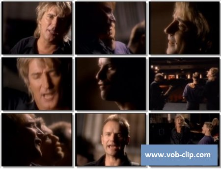Bryan Adams, Rod Stewart, Sting - All For Love (1994) (VOB)