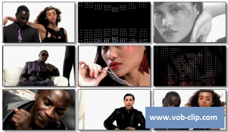 Akon Feat. Colby O'donis And Kardinal Offishall - Beautiful (Extended Version) (2009) (VOB)