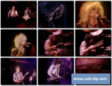 Hanoi Rocks - Don't You Ever Leave Me (1984) (VOB)
