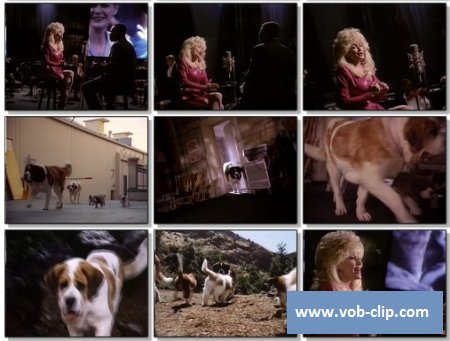Dolly Parton And James Ingram - The Day I Fall In Love (1993) (VOB)