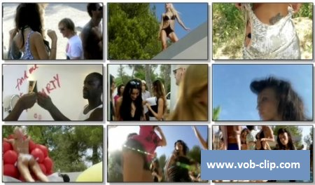 David Guetta Feat Akon - Sexy Chick (Extended Version) (2010) (VOB)