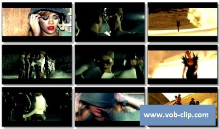 Rihanna - Hard (Extended Version) (2010) (VOB)