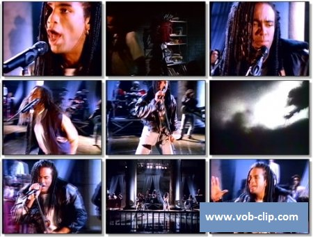 Milli Vanilli - Blame It On The Rain (1988) (VOB)