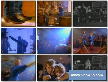 Elvis Presley - Blue Suede Shoes (1985) (VOB)