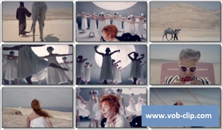 Mylene Farmer - Lonely Lisa (2011) (VOB)