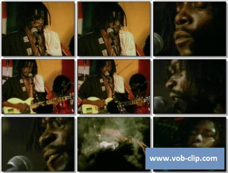 Peter Tosh - Legalise It (1977) (VOB)