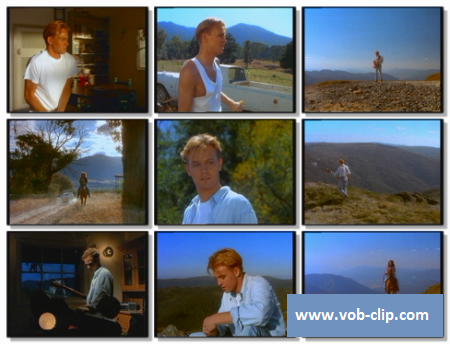 Jason Donovan - Too Many Broken Hearts (1989) (VOB)