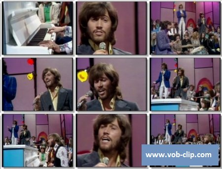 Bee Gees - How Can You Mend A Broken Heart (1971) (VOB)