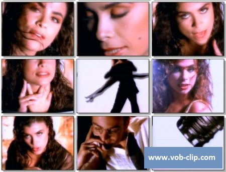 Paula Abdul - (It's Just) The Way That You Love Me (1988) (VOB)