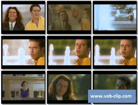 Thomas Anders And Glenn Medeiros - Standing Alone (1992) (VOB)