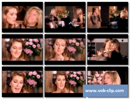 Barbra Streisand And Celine Dion - Tell Him (1997) (VOB)