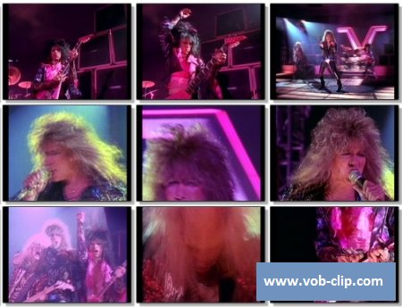 Vinnie Vincent Invasion - Boyz Are Gonna Rock (1986) (VOB)