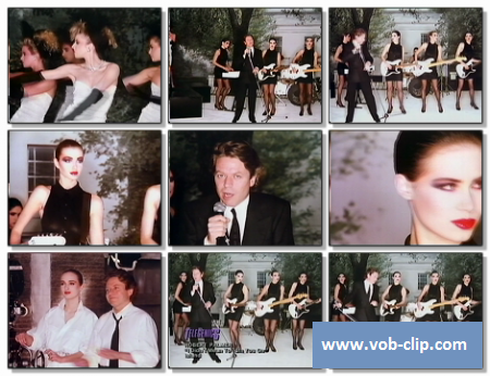 Robert Palmer - I Din t Mean To Turn You On (1985) (VOB)