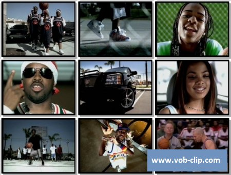 Bow Wow feat. Jermaine Dupri, Fabolous and Fundisha - Basketball (2002) (VOB)