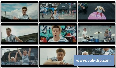 Olly Murs Feat. Rizzle Kicks - Heart Skips A Beat (MixMash Version) (2011) (VOB)