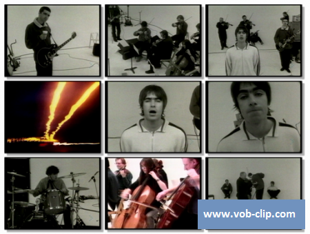 Oasis - Whatever (1994) (VOB)