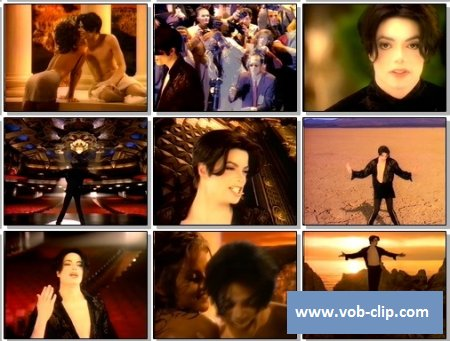 Michael Jackson - You Are Not Alone (1995) (VOB)