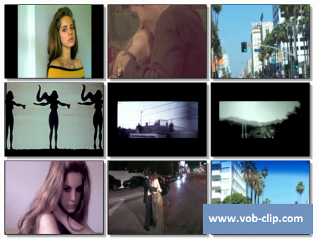 Lana Del Rey - Video Games (2012) (VOB)