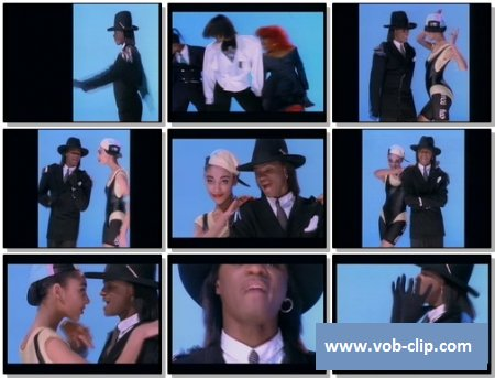 Jermaine Stewart - Say It Again (1987) (VOB)