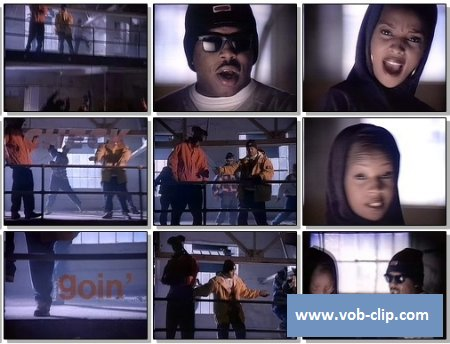 Grand Puba Feat. Mary J. Blige - Check It Out (1992) (VOB)