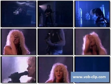 Lita Ford - Kiss Me Deadly (1988) (VOB)