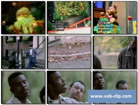 All-4-One - The First Noel (1995) (VOB)