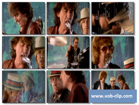 Traveling Wilburys - Inside Out (1990) (VOB)