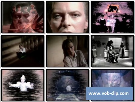 David Bowie - Ashes To Ashes (1980) (VOB)