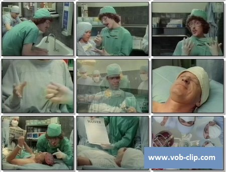 Weird Al Yankovic - Like A Surgeon (1985) (VOB)