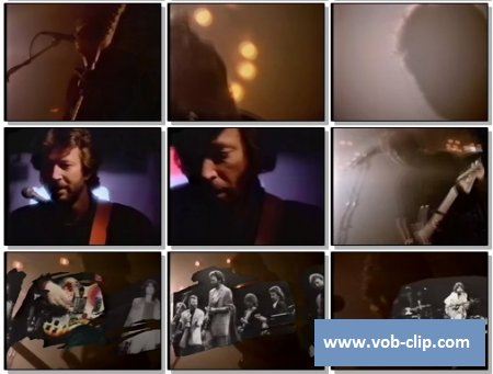 Eric Clapton - After Midnight (1988) (VOB)
