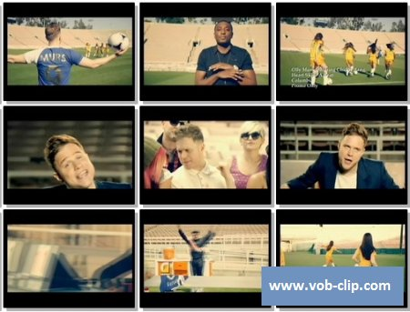 Olly Murs Feat. Chiddy Bang - Heart Skips A Beat (2011) (VOB)
