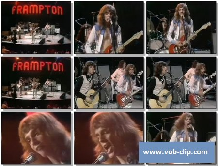 Peter Frampton - Show Me The Way (1975) (VOB)