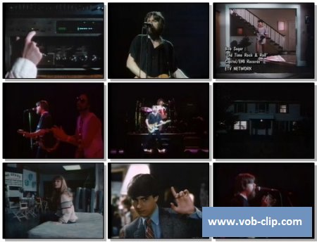Bob Seger - Old Time Rock And Roll (1983) (VOB)