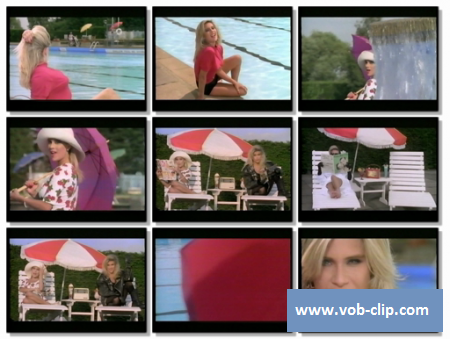 Samantha Fox - Another Woman (Too Many People) (1991) (VOB)