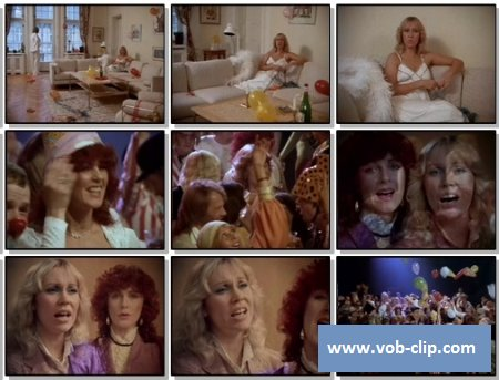 ABBA - Happy New Year (1982) (VOB)