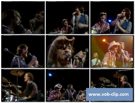 Dr. Hook And The Medicine Show - Sleeping Late (1977) (VOB)