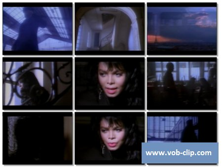 Janet Jackson - Come Back To Me (1989) (VOB)