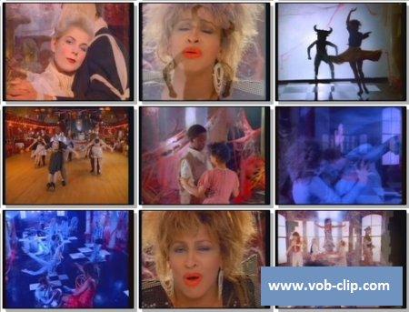 Tina Turner - Private Dancer (1984) (VOB)
