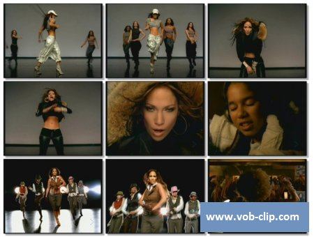 Jennifer Lopez - Get Right (2005) (VOB)