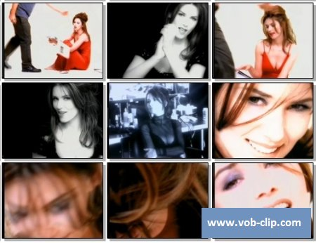 Shania Twain - Love Gets Me Every Time (1999) (VOB)
