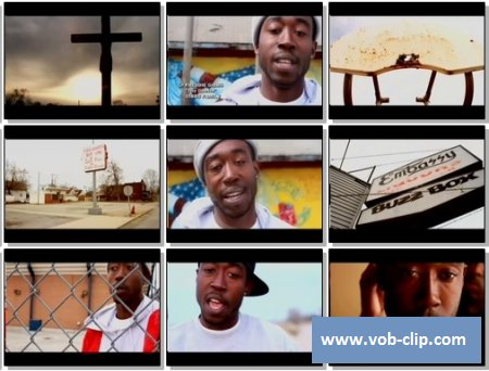 Freddie Gibbs - The Ghetto (2010) (VOB)